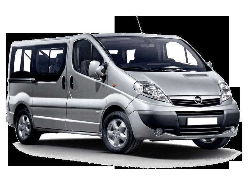 Minibus 9 seater car image